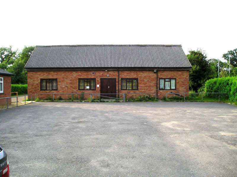 Old Scout Hall